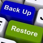 Back-up-restore