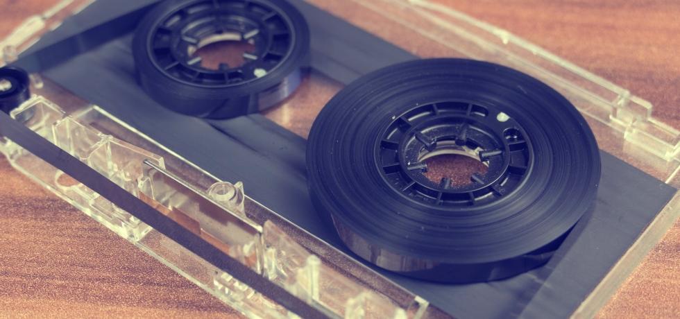 cassette magnetiche